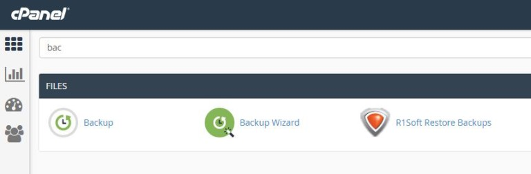 how to backup your website cpanel screenshot 1